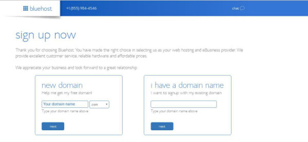 Step-by-step guide to start your own website - domain name registration